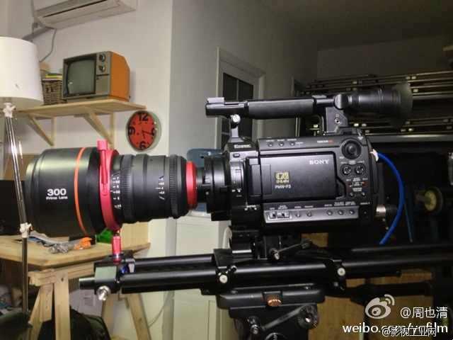 G.L PL接口135mm 300mm 11-16mm镜头测试【小朋友影音创作】 G.L Lens Test by KIDS F3 With S-log