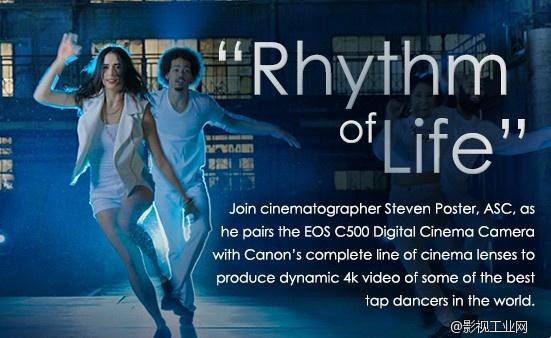 如何拍好舞蹈?用诗意的方式! C500 4K应用案例