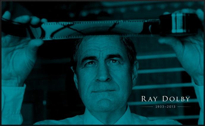 杜比实验室创始人 Ray Dolby 辞世