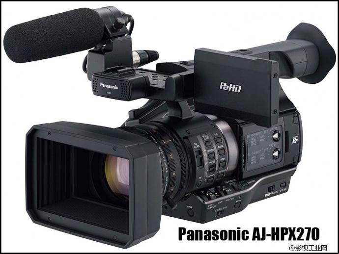 IBC2013:松下发布了两款新机器:AJ-HPX270,AG-AC8