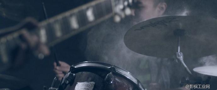 【原创】手持稳定器+FS700拍摄摇滚乐队MV:Tookoo《The Angel's Share》