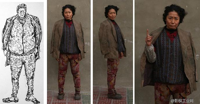 专访《无人区》美术指导郝艺,如何营造一个残酷而真实的世界?分享最初美术设计原稿!