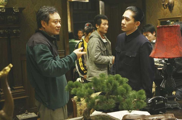 金马影展大师讲堂——李安谈《色戒》,观众的想象最重要