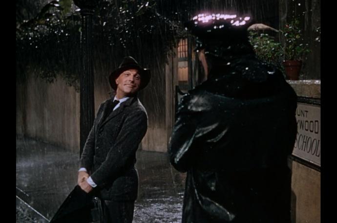 """如何拍出欢快的气氛?——经典之作《雨中曲》导演讲解""""雨中歌唱""""片段拍摄"""