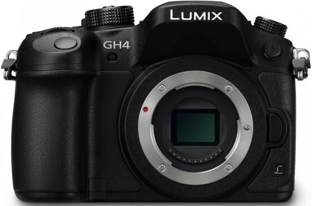 松下GH4发布,支持4K拍摄