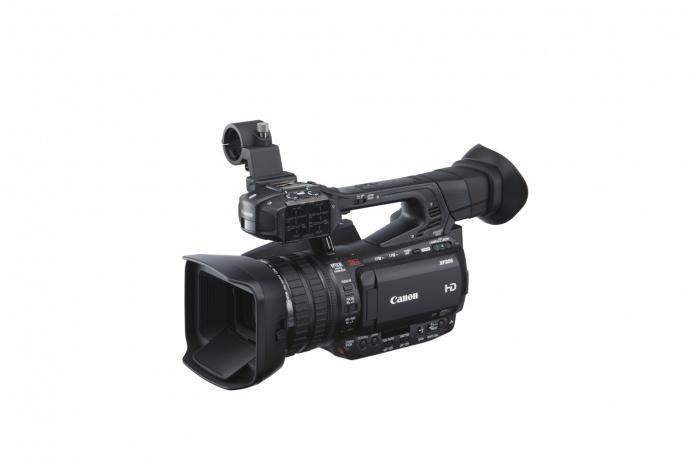 佳能全新XF205/XF200专业全高清摄像机, 显著提升基础性能和操作性