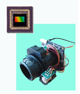 【直击NAB】JVC子公司AltaSens推出4K芯片和4K摄影机模块