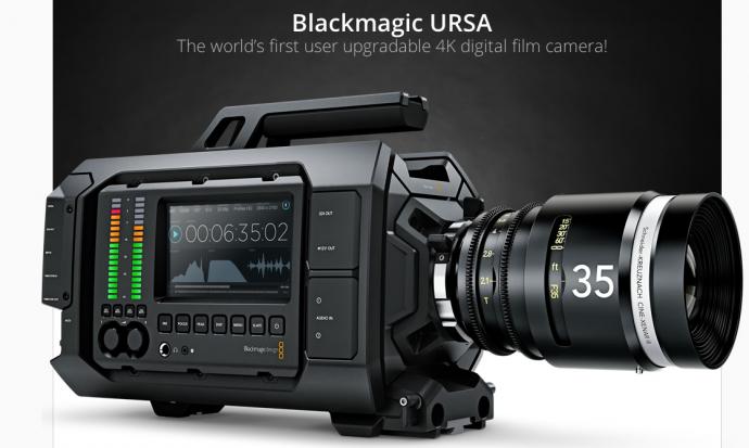 Blackmagic Design 2014新品见面会邀您参加!