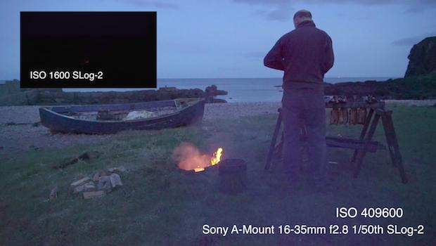 索尼放出强悍A7s弱光拍摄短片,你愿意为它花多少钱?