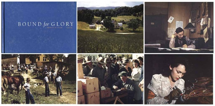 Bound for Glory – America in Color 1939-1943