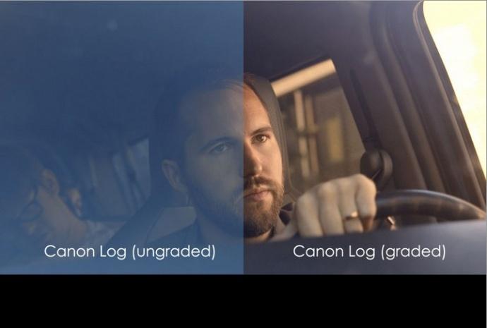 【什么是Canon LOG?】了解 C-log gamma模式,以及如何调试。