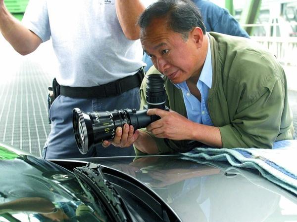 吴宇森谈创作:我拍电影像是画画,跳探戈,必须具有美感