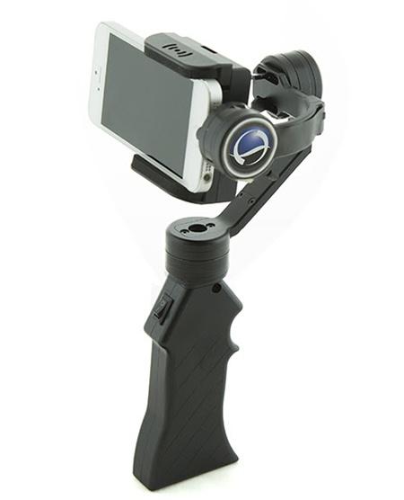 """【有视频,有真相】世界上首款搭载三轴稳定仪的手机""""斯坦尼康""""来了!"""