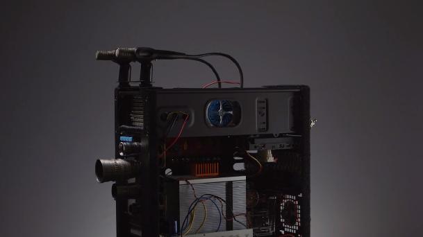 看完我心动了,超赞艺术范儿摄像机WALLEY POS-86问世!
