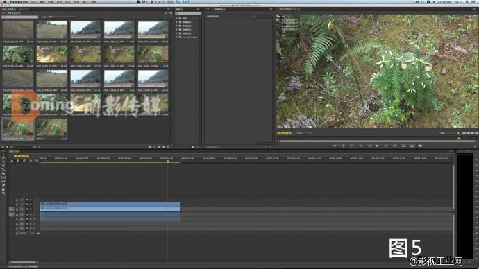 3D立体视频剪辑中的时间码功能