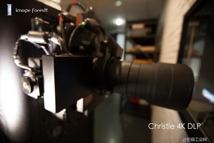 搭载顶级调色系统Baselight和Codex Vault 2 进行专业电影DI/DIT前后期画面影像制作