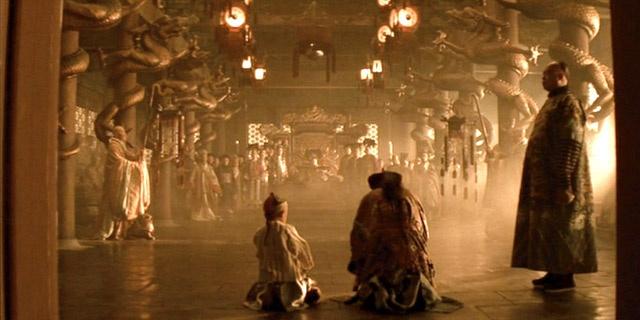 皇帝的新装:贝纳多·贝托鲁奇谈《末代皇帝》的故宫拍摄