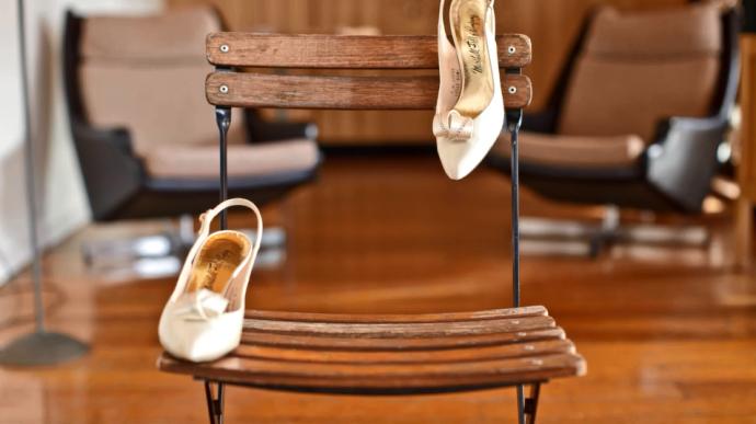 不一样的婚礼短片:用定格的方式记录幸福瞬间