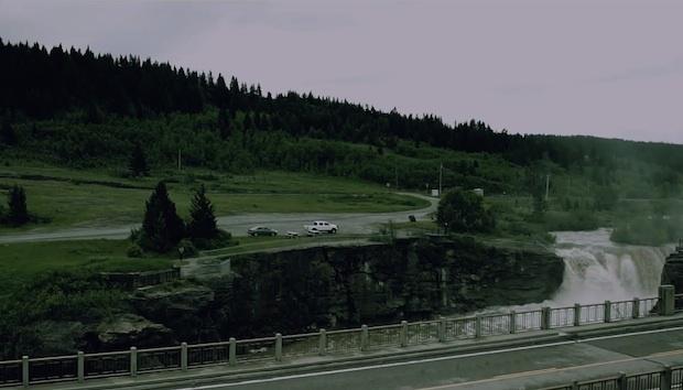 一个电影人的微单航拍:索尼NEX-5N+DJI S800航拍壮丽春汛