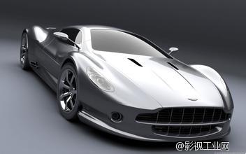 原创|汽车广告拍摄技术集锦