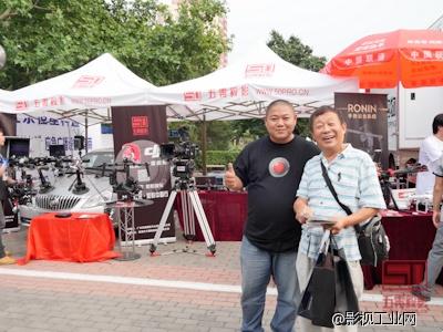 北京BIRTV红龙如影展出结束,活动下一站青岛、沈阳,欢迎报名!