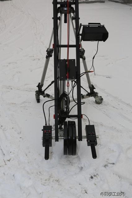 烈火FLAMES 4.7米超便携电控摇臂