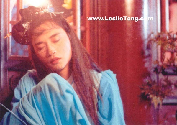 张国荣珍贵幕后照,20张照片看懂哥哥的电影之路