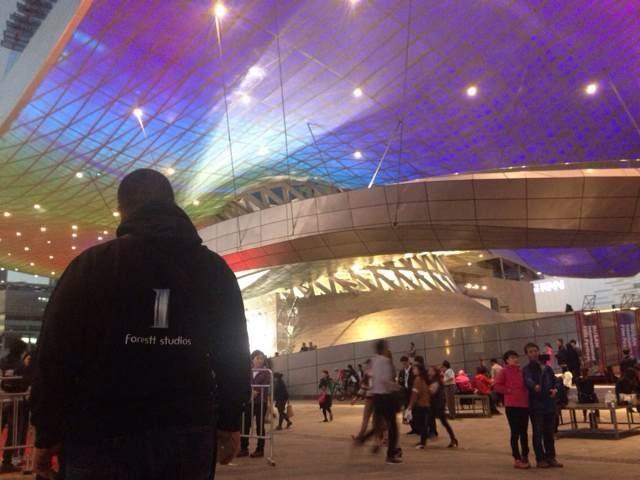 画林映像 声林音效 共见证 第十九届釜山国际电影节圆满闭幕