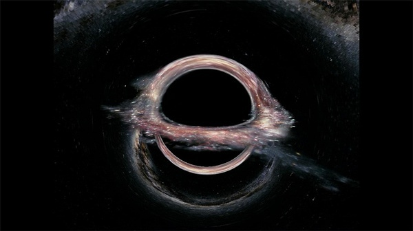 像诺兰的《星际穿越》一样打造一个黑洞