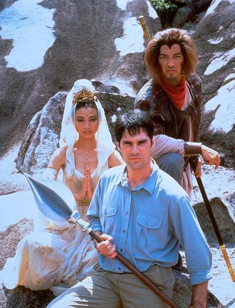 《西游记》将被改编成美剧首播6集