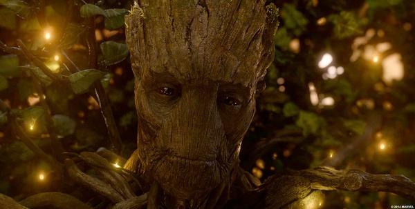 """《银河护卫队》树精用16种语言配音""""I Am Groot""""完整版曝光!"""