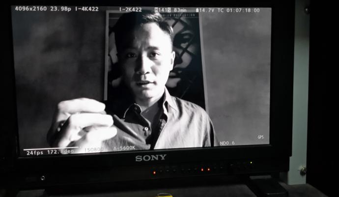 """电影短片 """"2014最美表演""""摄影创作手记"""