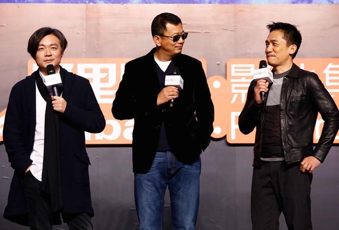 《摆渡人》要拍了,阿里影业选择投资电影的标准是什么?