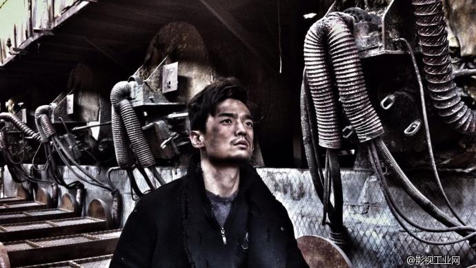 游走于人性边缘:《掩体》男主角于腾飞专访