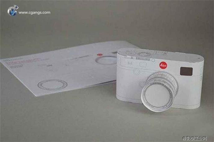 小学生设计的相机 即使是徕卡你会买吗?