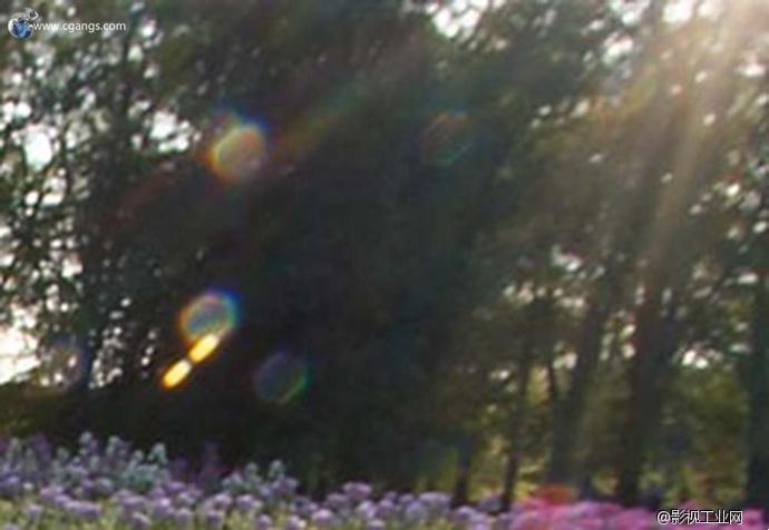 了解我们手中的相机:相机镜头耀斑