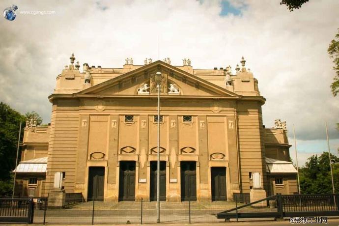 让想象变成行动 《布达佩斯大饭店》的实景探访