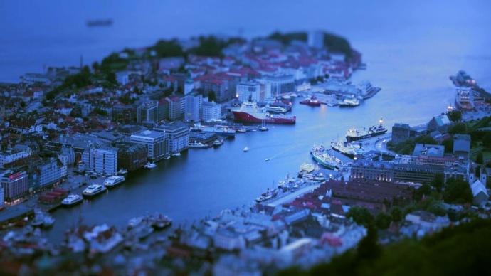 Mini 北欧,大自然的小世界