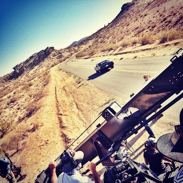 GoPro再现《速度与激情7》拍摄现场