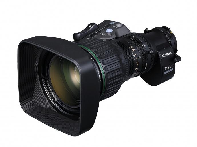 佳能推出HDTV便携式变焦镜头新品 实现同级别最高变焦倍率