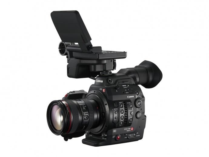 佳能EOS C300 Mark II海外视频介绍&点评