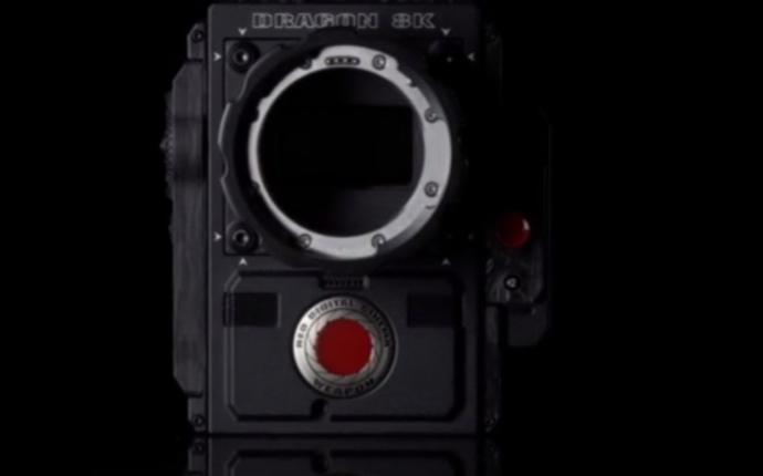【NAB 2015】大殺器來了:RED WEAPON,8K, 8192 x 4320 pixels @ 75FPS