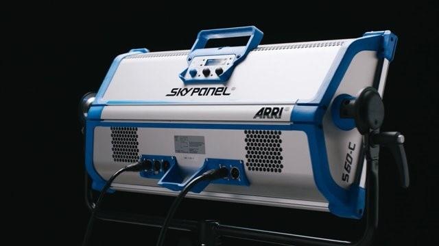 ARRI SkyPanel LED 柔光灯发布