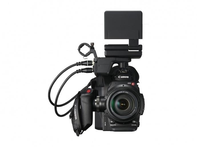 佳能C300 MARK II拍摄的首部海外4K微电影