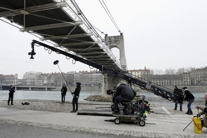 猛料揭秘!吕克 · 贝松拍《超体》《玩命快递4》用了些什么器材