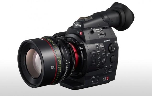 【传闻】佳能EOS C500 Mark II支持6K?