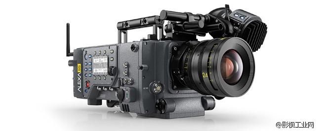 IMAX采用ALEXA 65技术