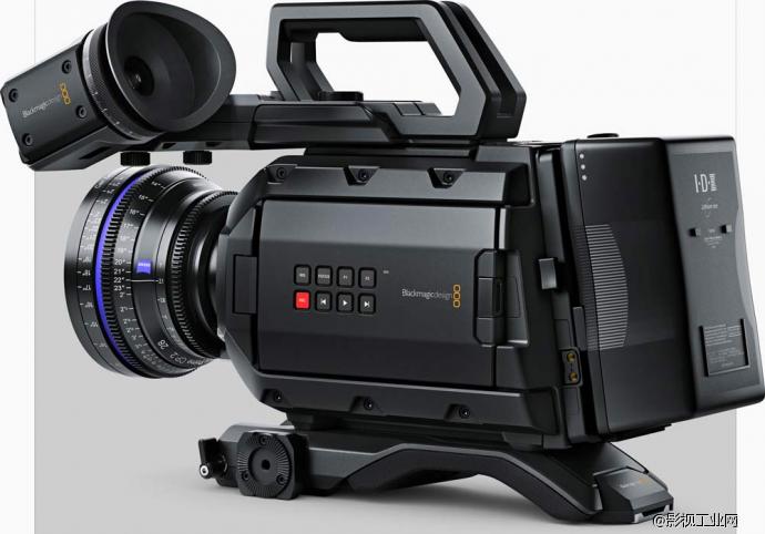 迄今为止Blackmagic Design最好的一部摄影机?---URSA Mini首测