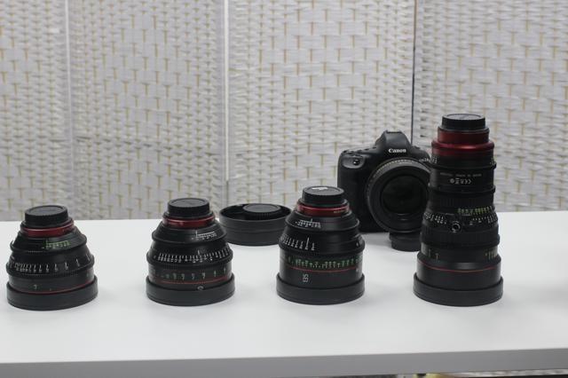 镜由心生 2015佳能电影镜头影像沙龙影像纪录