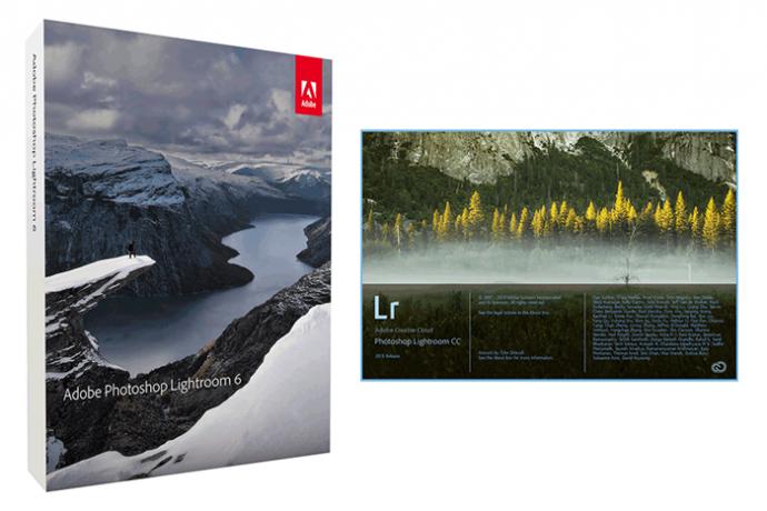 Adobe发布 Lightroom 6 ,移动端功能升级,添加面部识别